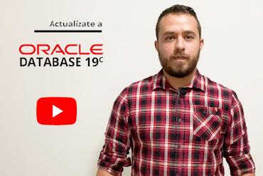 Actualízate a Oracle 19c